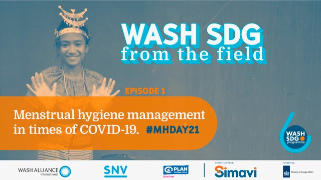 WASH SDG voices from the field